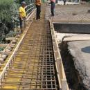 Mост преко Мировске реке, ID 2126 - радови на рехабилитацији
