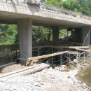 Mост преко реке Арнауте, ID 2127- радови на рехабилитацији