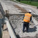 Мост преко Валакоњске  реке, ID 2128 - радови на рехабилитацији