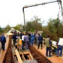 Остружница-железнички мост